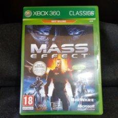 Videojuegos y Consolas: XBOX 360 MASS EFFECT CLASSICS DISCO EXTRA. Lote 127445312