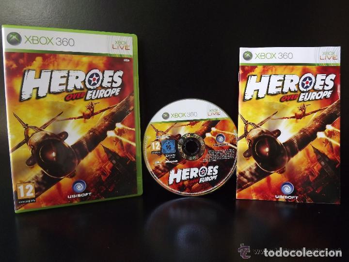 JUEGO XBOX 360 HEROES OVER EUROPA (Juguetes - Videojuegos y Consolas - Microsoft - Xbox 360)