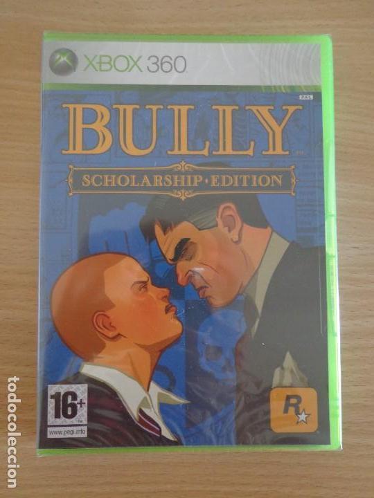 JUEGO XBOX BULLY SCHOLARSHIP EDITION PRECINTADO NUEVO PAL (Juguetes - Videojuegos y Consolas - Microsoft - Xbox 360)