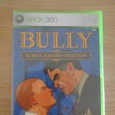 Videojuegos y Consolas: JUEGO XBOX BULLY SCHOLARSHIP EDITION PRECINTADO NUEVO PAL. Lote 128010147