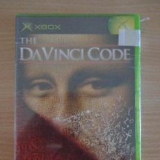 Videojuegos y Consolas: JUEGO XBOX THE DA VINCI CODE PRECINTADO NUEVO PAL . Lote 128011095