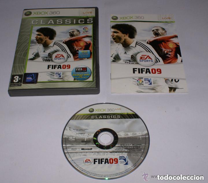JUEGO XBOX 360 FIFA 09 CLASSICS (Juguetes - Videojuegos y Consolas - Microsoft - Xbox 360)