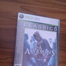 Videojuegos y Consolas: ASSASSIN´S CREED. CLASSICS. XBOX 360. CON LIBRETO. BUEN ESTADO. Lote 128430083