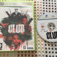 Videojuegos y Consolas: THE CLUB - XBOX 360 X-360 X-BOX KREATEN. Lote 129745739