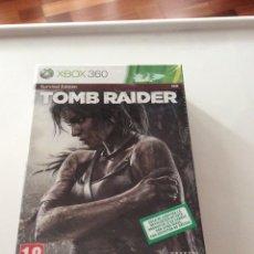 Videojuegos y Consolas - Videojuego Tomb Raider Survival Edition para XBOX 360 PRECINTADO - 130354608