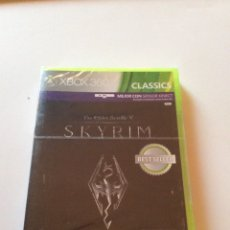 Videojuegos y Consolas - Videojuego The Elder Scrolls V Skyrim para XBOX 360. PRECINTADO - 130359124