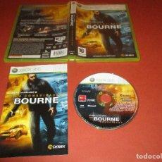 Videojuegos y Consolas: LA CONSPIRACION BOURNE - XBOX 360 - S2189602 - SIERRA - ROBERT LUDLUM'S. Lote 130686674