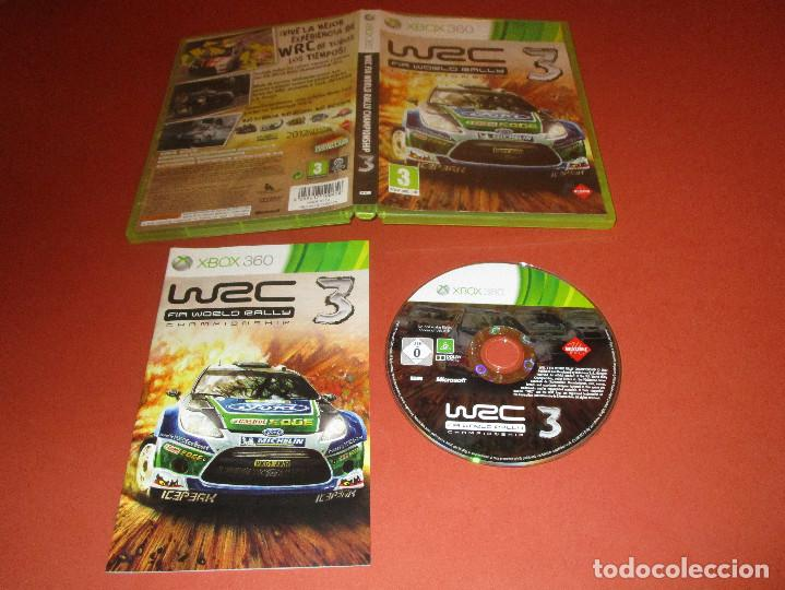 WRC 3 ( FIA WORLD RALLY CHAMPIONSHIP ) - XBOX 360 (Juguetes - Videojuegos y Consolas - Microsoft - Xbox 360)