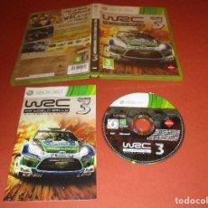 Videojuegos y Consolas: WRC 3 ( FIA WORLD RALLY CHAMPIONSHIP ) - XBOX 360. Lote 130693519