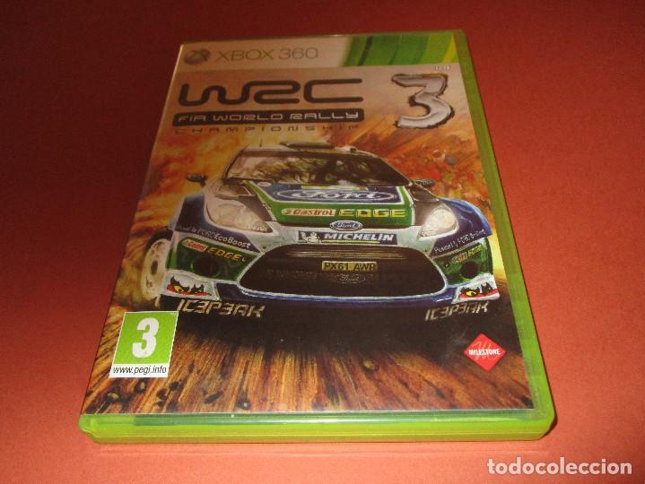 Videojuegos y Consolas: WRC 3 ( FIA WORLD RALLY CHAMPIONSHIP ) - XBOX 360 - Foto 2 - 130693519