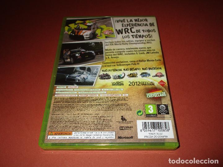 Videojuegos y Consolas: WRC 3 ( FIA WORLD RALLY CHAMPIONSHIP ) - XBOX 360 - Foto 3 - 130693519