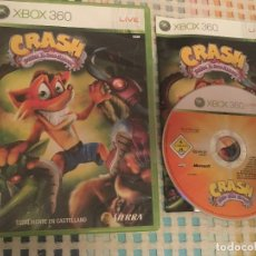 Videojuegos y Consolas: CRASH GUERRA AL COCO-MANIACO MIND OVER MUTANT XBOX 360 X-BOX X360. Lote 130868724