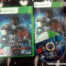 Videojuegos y Consolas: JUEGO XBOX 360 FIST OF THE NORTH STAR. Lote 131137304