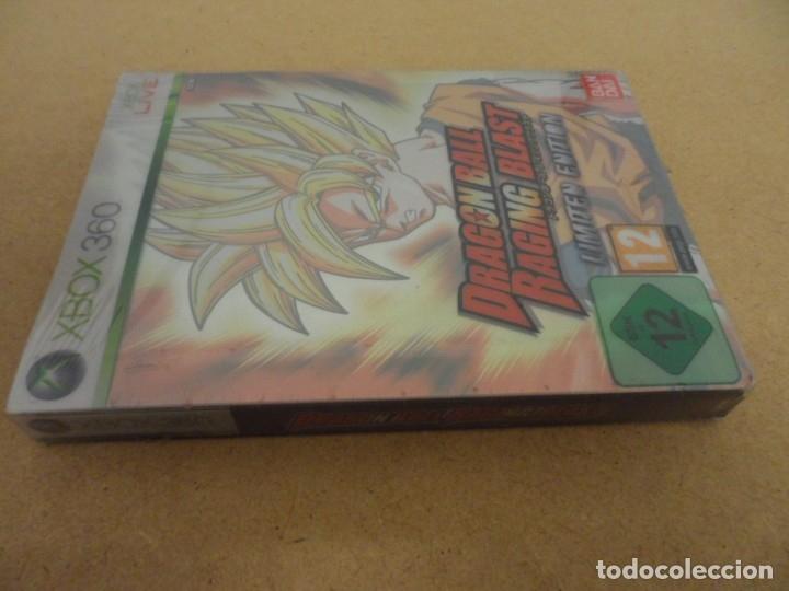 Videojuegos y Consolas: Dragon Ball Raging Blast Edición Limitada Xbox 360 *Nuevo (Ver descripción) - Foto 2 - 130290054