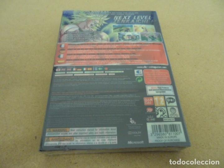 Videojuegos y Consolas: Dragon Ball Raging Blast Edición Limitada Xbox 360 *Nuevo (Ver descripción) - Foto 4 - 130290054