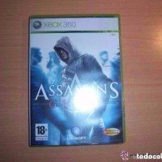 Videojuegos y Consolas: ASSASSINS CREED (XBOX360). Lote 131708678