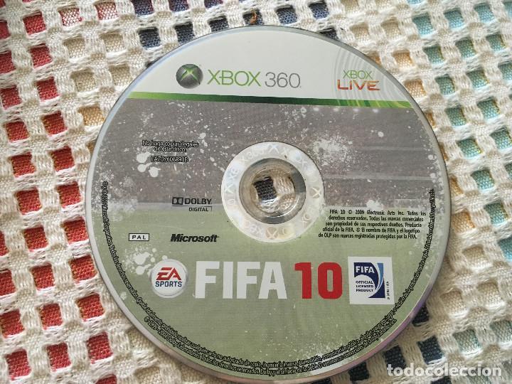 FIFA 10 MICROSOFT XBOX 360 X-BOX X360 KREATEN (Juguetes - Videojuegos y Consolas - Microsoft - Xbox 360)