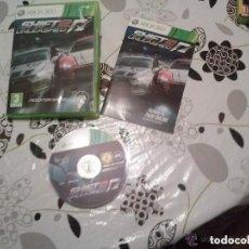 Videojuegos y Consolas: JUEGO XBOX 360 SHIFT 2 UNLEASHED. Lote 131877394