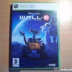 Videojuegos y Consolas: WALLE (XBOX360). Lote 131895146