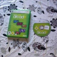 Videojuegos y Consolas: JUEGO XBOX 360 XBOX LIVE ARCADE. Lote 132069030