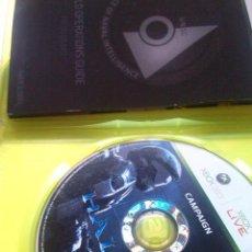 Videojuegos y Consolas: JUEGO XBOX 360 HALO ODST. Lote 132069190