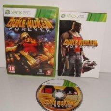 Videojuegos y Consolas: JUEGO XBOX 360 DUKE NUKEN FOREVER. Lote 132350334