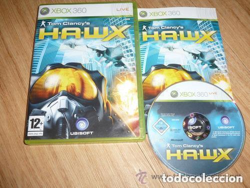 JUEGO XBOX 360 TOM CLANCU'S H-A-W-.X (Juguetes - Videojuegos y Consolas - Microsoft - Xbox 360)