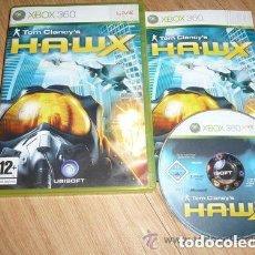 Videojuegos y Consolas: JUEGO XBOX 360 TOM CLANCU'S H-A-W-.X. Lote 132530478
