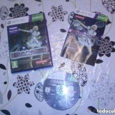 Videojuegos y Consolas: JUEGO XBOX 360 DANCE EVOLUTION. Lote 132882342