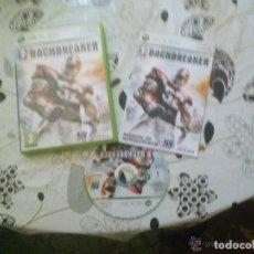 Videojogos e Consolas: JUEGO XBOX 360 BACHDREAKER. Lote 132882834