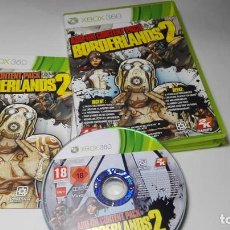 Videojuegos y Consolas: ADD-ON CONTENT PACK BORDERLANDS 2 ( XBOX 360- PAL- FRANCE). Lote 132887422