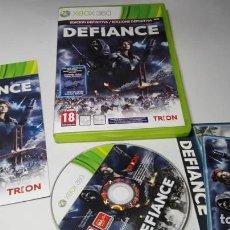 Videojuegos y Consolas: DEFIANCE ( XBOX 360- PAL- ESPAÑA) . Lote 132887518