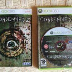 Videojuegos y Consolas: CONDEMNED 2 XBOX 360. Lote 133002626