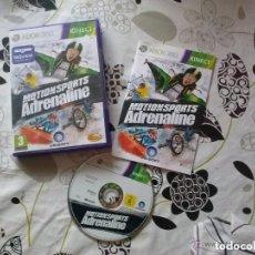 Videojuegos y Consolas: JUEGO XBOX 360 MOTION SPORTS ADRENALINE. Lote 133090786
