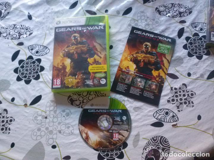 JUEGO XBOX 360 GEARS OF WAR JUDGMENT (Juguetes - Videojuegos y Consolas - Microsoft - Xbox 360)