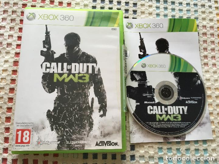 Call Of Duty Modern Warfare 3 Mw3 X360 Xbox 360 Buy Video Games And Consoles Xbox 360 At Todocoleccion 133585110