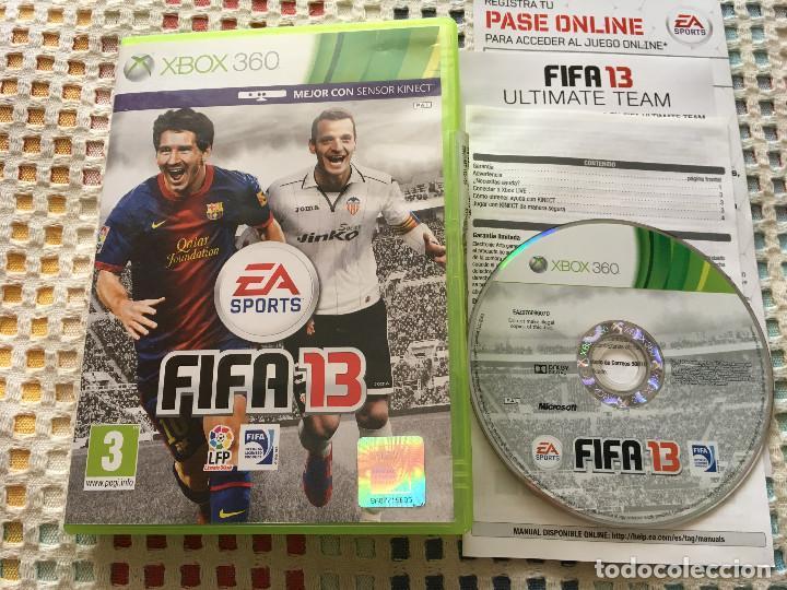FIFA 13 2013 EA SPORTS X360 XBOX 360 X-360 KREATEN (Juguetes - Videojuegos y Consolas - Microsoft - Xbox 360)