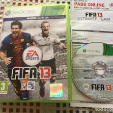 Videojuegos y Consolas: FIFA 13 2013 EA SPORTS X360 XBOX 360 X-360 KREATEN. Lote 133585534