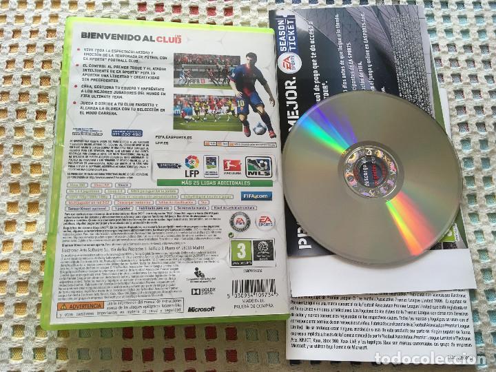 Videojuegos y Consolas: FIFA 13 2013 EA SPORTS X360 XBOX 360 X-360 kreaten - Foto 2 - 133585534
