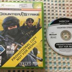 Videojuegos y Consolas: COUNTER STRIKE PROMOTIONAL COPY VALVE XBOX X-BOX X BOX 1 KREATEN. Lote 133589270