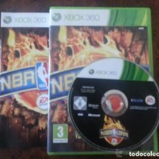 Videojuegos y Consolas: JUEGO XBOS 360 NBA JAM. Lote 133869502