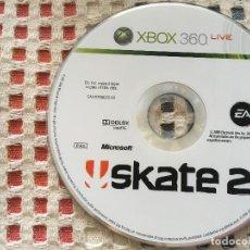 Videojuegos y Consolas: SKATE 2 MICROSOFT XBOX 360 X360 X-360 KREATEN. Lote 134116382