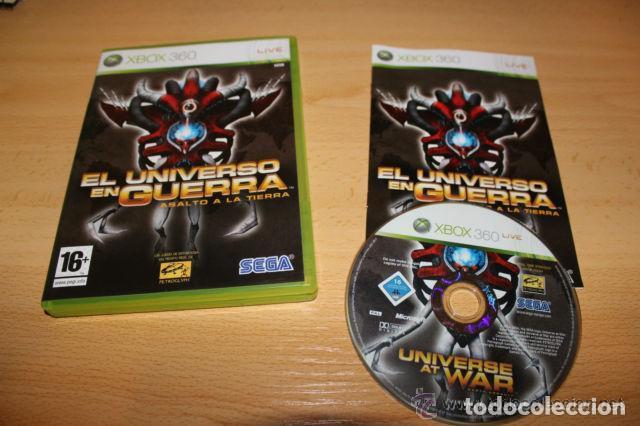 JUEGO XBOX 360 EL UNIVERSO EN GUERRA ASALTO A LA TIERRA (Juguetes - Videojuegos y Consolas - Microsoft - Xbox 360)