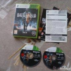 Videojuegos y Consolas: JUEGO XBOX 360 BATTLEFIELD 3 . Lote 134150118