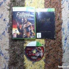 Videojuegos y Consolas: JUEGO XBOX 360 FALLOUT NEW VEGAS. Lote 134350026