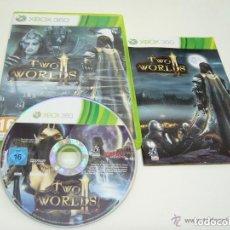 Videojuegos y Consolas: JUEGO XBOX 360 TWO WORLDS II. Lote 134721286