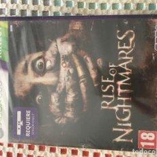 Videojuegos y Consolas: RISE OF NIGHTMARES XBOX 360 X360 X-BOX KREATEN. Lote 135057730