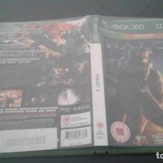 Videojuegos y Consolas: DESCÚBRELO HALO 3 ** XBOX 360 ** PAL VERSION. Lote 135259642