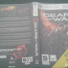 Videojuegos y Consolas: GEARS OF WAR XBOX 360 ** PAL VERSION. Lote 135260710