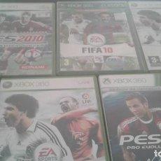 Videojuegos y Consolas: PACK-DE-5-JUEGOS-XBOX-360 PACK-DE-5-JUEGOS. Lote 135324342